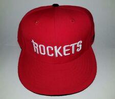f946f89858e50 item 1 REEBOK NBA Houston Rockets 3D embroidered red hat Fitted Flat-bill  cap -REEBOK NBA Houston Rockets 3D embroidered red hat Fitted Flat-bill cap
