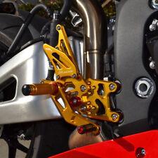 MAD MOTO 2007-2017 Honda CBR 600 RR CBR600RR Rearsets Foot Pegs Rear set sets