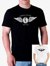 Camiseta hombre GIBSON GUITARS T shirt men  varias tallas different sizes músico