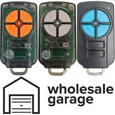 ATA PTX5 TrioCode Garage Door Remote Replacement Case/Remote Genuine PTX5v2 v1