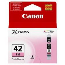 CLI-42 Photo Magenta Original Canon 42 Ink for Canon Pixma Pro 100 / 100s
