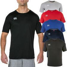 Canterbury 2018 Mens Core Vapodri Superlight Poly Logo Quick-Dry T-Shirt
