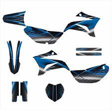 TTR 125 graphics for 2008 2009 2010 2011 2012 2013 2014 2015 #3333 Blue