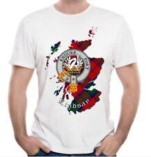 Lindsay Clan T-Shirt - Scottish Heritage Clothing - Scotland Cotton Tee