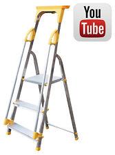Drabest Safety Platform Steps 3-8 Tread - SUPA STEP - EN131 - Trade - New