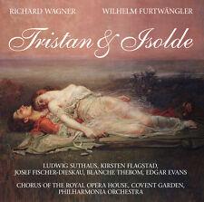 CD Tristan Und Isolde Wagner, Richard   4CDs Dirigent Wilhelm Furtwängler