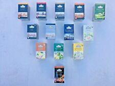 Ahmad London Teas: Traditional, Decaffeinated, and Herbal Black Teas