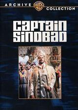 Captain Sinbad (DVD, 2009)