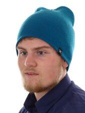 O'NEILL gorro Beanie Gorro de punto sombrero Blau Dolomiti Fino Parche