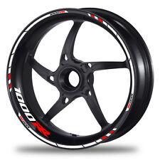 FELGENRANDAUFKLEBER passend für Honda CBR 1000RR Motorrad - Moto GP Style