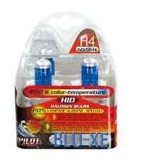 LAMPADA ALOGENA BLU-XE 2PZ H4 60-55W 12V P43T OMOLOGATA PER USO STRADALE
