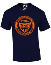 Tyrell para hombre Camiseta Cool Blade Runner Retro Ciencia Ficción Diseño replicante S - 5XL