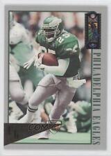 1995 Classic NFL Experience Gold #78 Charlie Garner Philadelphia Eagles Card