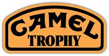 Camel Trophy Car Bumper Sticker Decal - 3'', 5'', 6'' or 8''