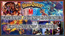 Multi-Anuncio Figuras Ampliaciones Hero Quest / Expansions Figures HeroQuest MB