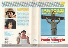 Fantozzi subisce ancora (1983) VHS