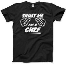 Fidati sono un cuoco Uomo T-shirt