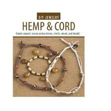 New Leisure Arts Inc Diy Jewelry Hemp Or Diy Jewelry Learn the Basics