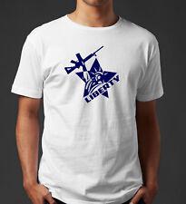 STATUE OF LIBERTY ~ AR-15-2nd Amendment Tshirt