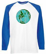 Men's Prestige Worldwide Long Sleeve Baseball T-Shirt Step Brothers Inspired