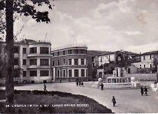 A544) L'AQUILA, ARCHITETTURA FASCISTA, LARGO BUOZZI.