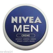 (9,97€/100ml) 30ml / 75ml /150ml Nivea Creme 4 Men für Gesicht, Körper, Hände