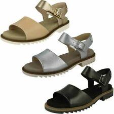 Ladies Clarks Ferni Fame Open-Toe Sandals