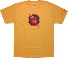 Flash TV Series Reverse Flash Symbol Premium Licensed Adult T-Shirt