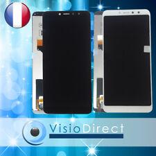 """Ecran pour Xiaomi Redmi S2 blanc noir 5.99"""" vitre tactile + LCD"""