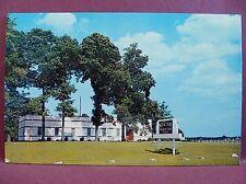 Old Postcard Moose Home Lodge #654  Salisbury, MD