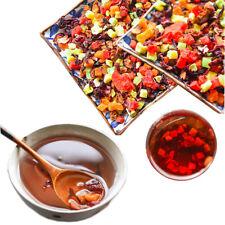 Fresh Flower Fruit Grain Tea Handmade Luoshen Hibiscus Healthy Food Scented Tea