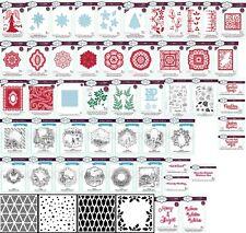 Tattered Lace festivo Pinos Poinsettia Craft Die 453792-libre de Reino Unido P/&p