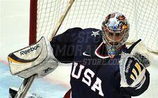 Ryan Miller Buffalo Sabres USA 2010 Olympics save 8x10 11x14 16x20 photo 1088