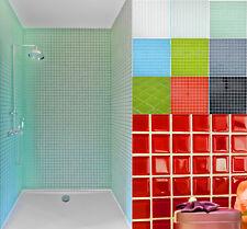 Glasmosaik Küchenrückwand Fliesenspiegel BAD Duschwand Tekenverkleidung | GENUA