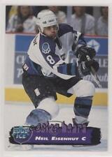 1995 Collector's Edge Ice #172 Neil Eisenhut Orlando Solar Bears (ECHL) Rookie