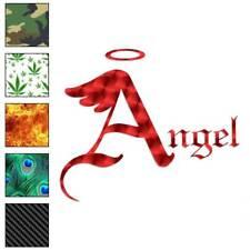 Angel Halo Decal Sticker Choose Pattern + Size #51