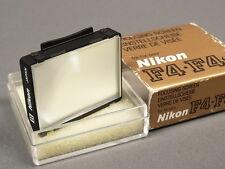 Nikon uno Tell disco di tipo B, F. f4/f4s, Top + anltg. + imballaggio!