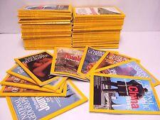 National Geographic Magazine U-Pick Issue 2010,2011,2012,2013,2014, 2015,2016