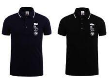"""Roland Garros Polo Lacoste Deportes"""""""" - Azul Marino Y Negro Edición Limitada-S M L"""