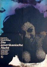 Francois Truffaut's LA NUIT AMERICAINE  1sh from 1975