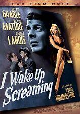 I Wake Up Screaming DVD Fox Film Noir Region 1 Betty Grable