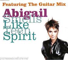 ABIGAIL - Smells Like Teen Spirit (UK 4 Trk CD Single)