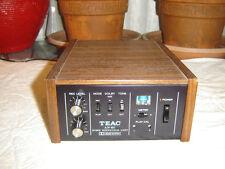 Teac AN-60, Noise Reduction Unit, Dolby System, Vintage Unit