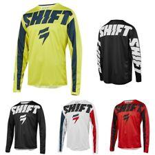 Shift WHIT3 York Mx Jersey Motocross Enduro Cross Camiseta