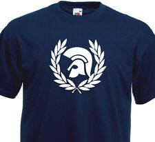 T-Shirt TROJAN et Lauriers - Ska Rocksteady Early Reggae Jamaica Rude Boy 60's