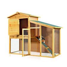 stall mit freilauf f r kaninchen und hasen ebay. Black Bedroom Furniture Sets. Home Design Ideas