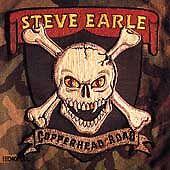 "STEVE EARLE, CD ""COPPERHEAD ROAD"" NEW SEALED"