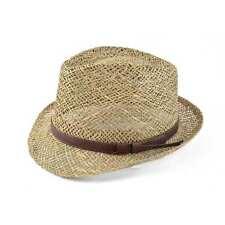 Cappello trilby paglia Adam