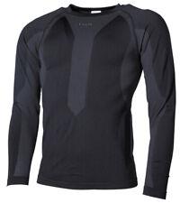 Fox Outdoor Thermo Unterhemd Funktions Sport Ski Snowboard Shirt langarm schwarz