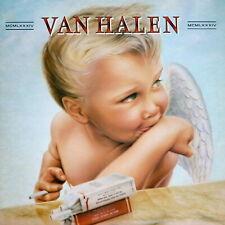 61098 1984 Van Halen Hard Rock Band Album Cover Wall Print Poster CA